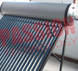 Bathing Solar Hot Water Tubes Systems , Solar Roof Water Heater Non Pressure