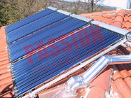 CE Certificated U Pipe Solar Collector For Thermosiphon Solar Hot Water System