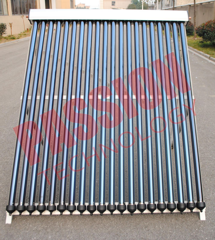 Anti Freezing Heat Pipe Solar Collector For Thermosiphon Solar Water Heater