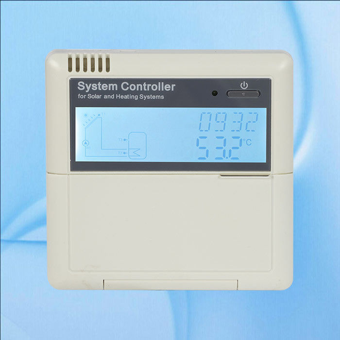 SR81 Solar Water Heater Controller , Solar Differential Temperature Controller
